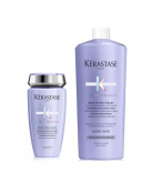 Kerastase (Керастаз) Блонд Абсолю Шампунь-Ванна Ультра-Виолет (Blond Absolu Ultra-Violet Shampoo), 250/1000 мл