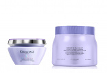 Kerastase (Керастаз) Блонд Абсолю Маска Ультра-Виолет (Blond Absolu Masque Ultra-Violet), 200/500 мл