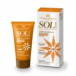 Sol Leon (Сол Леон) Солнцезащитный крем для лица (Sun Protection Cream SPF 50+ Very High Protection), 50 мл.